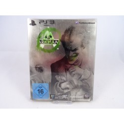 Batman Arkham Metalbox