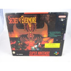Secret of Evermore Big Box