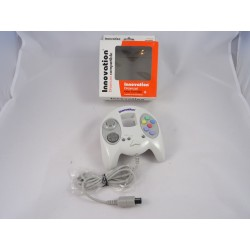 Sega Dreamcast clon Innovation Controller Weiss