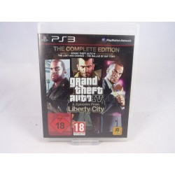 Grand theft auto 4 + Episodes from Liberty City