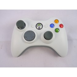 Xbox 360 Controller Weiss
