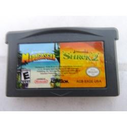 Madagascar + Shrek 2