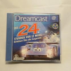 Die 24 Stunden von le Mans Sega Dreamcast