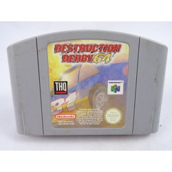 Destruction Derby 64