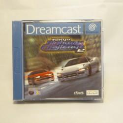TOKYO HIGHWAY CHALLANGE 2 SEGA Dreamcast