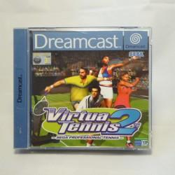 VIRTUA TENNIS 2 SEGA Dreamcast