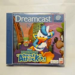Donald Duck Quack Attack SEGA Dreamcast