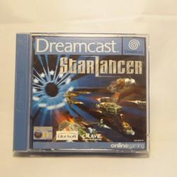 STARRLANCER SEGA Dreamcast