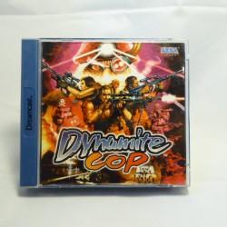 Dynamit Cop SEGA Dreamcast