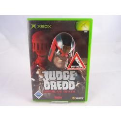 Judge Dredd Dredd vs. Death