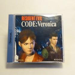 Resident Evil Code Veronica SEGA Dreamcast
