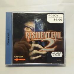 Resident Evil 2 SEGA Dreamcast