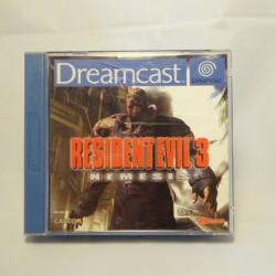 Resident Evil 3 SEGA Dreamcast