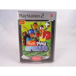 Eye Toy Play Sports Platinum
