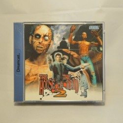 The House of Dead 2 Dreamcast