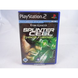 Tom Clancy`s Splinter Cell Chaos Theory