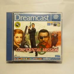 Confidential Mission Dreamcast