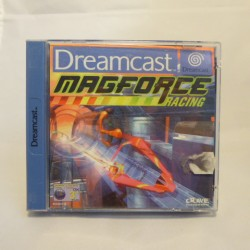 Magforce Race SEGA Dreamcast
