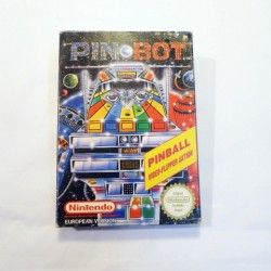 PIN BOT FLIPPER Pinball NES OVP