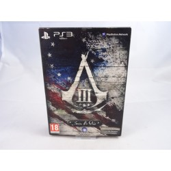 Assassin`s Creed 3 Box