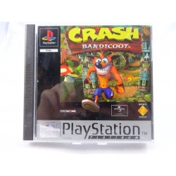 Crash Bandicoot Platinum