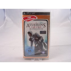 Assassin`s Creed Bloodlines 100% Uncut PSP Essentials Seald