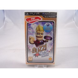 Buzz! World Quiz PSP Essentials