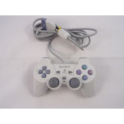 Sony Playstation Controller Weiss