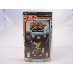 Ratchet & Clank Size Matters PSP Essentials