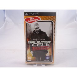 Tom Clancy`s Splinter Cell Essentials PSP Essentials