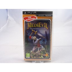 Medievil Resurrection PSP Essentials