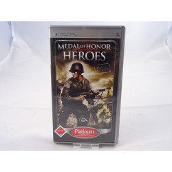 Medal of Honor Heroes Platinum