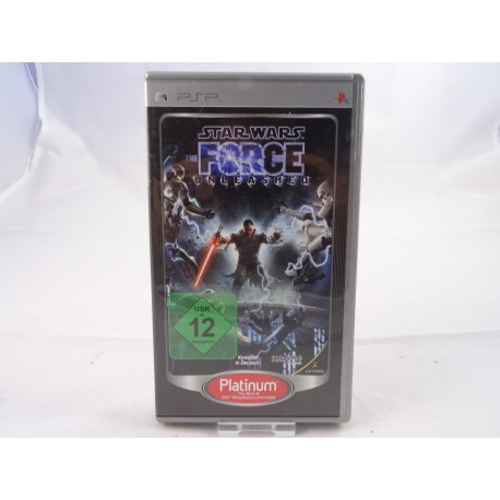 Star Wars the Force Unleashed Platinum