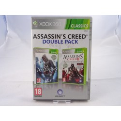 Assassin`s Creed Double Pack 1+2 Classics
