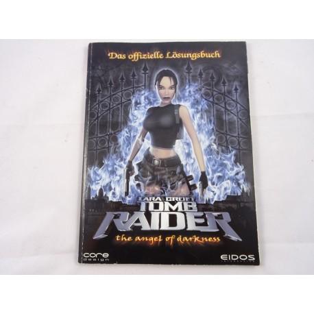 Das Offizielle Lösungsbuch Tomb Raider the angel of darkness