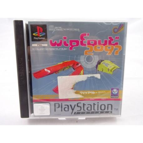 Wipeout 2097 Platinum