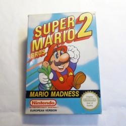 Super Mario Bros. 2 NES OVP