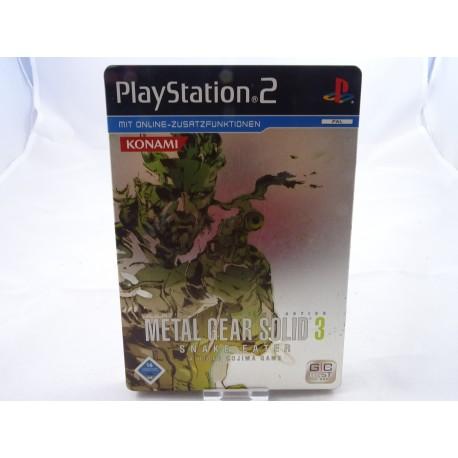 Metal Gear Solid 3 Metalbox