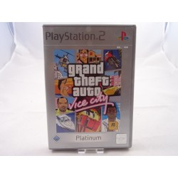 Grand theft auto Vice City Platinum