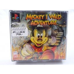 Mickey`s Wild Adventure