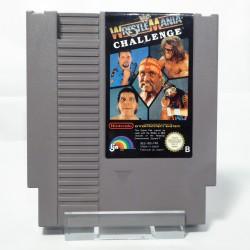 WF Wrestle Mania Challange NES