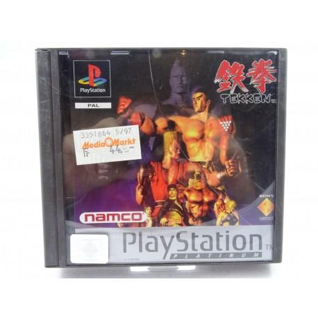 Tekken Platinum