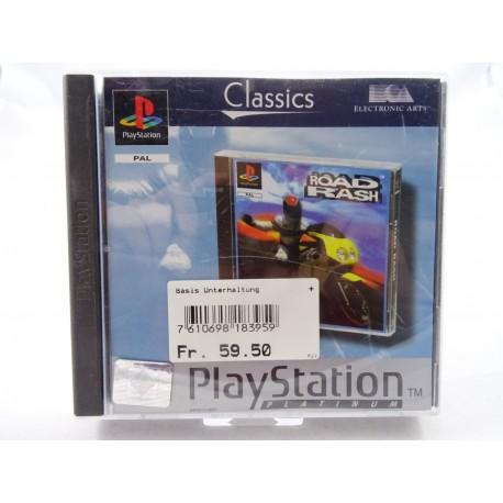 Road Rash Classics Platinum