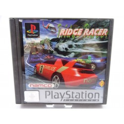 Ridge Racer Platinum