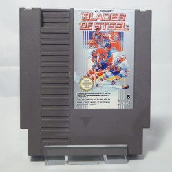 Blades of Steel Konami NES