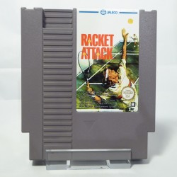 Racket Attack Tennis NES