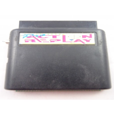 Sega Adapter Pro Action Replay ist für Code