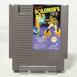 Solomon s Key NES