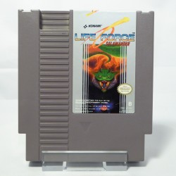 Life Force Salamander KONAMI NES