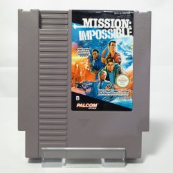 Mission Impossible NES